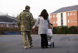 Carers in the Armed Forces thumbnail