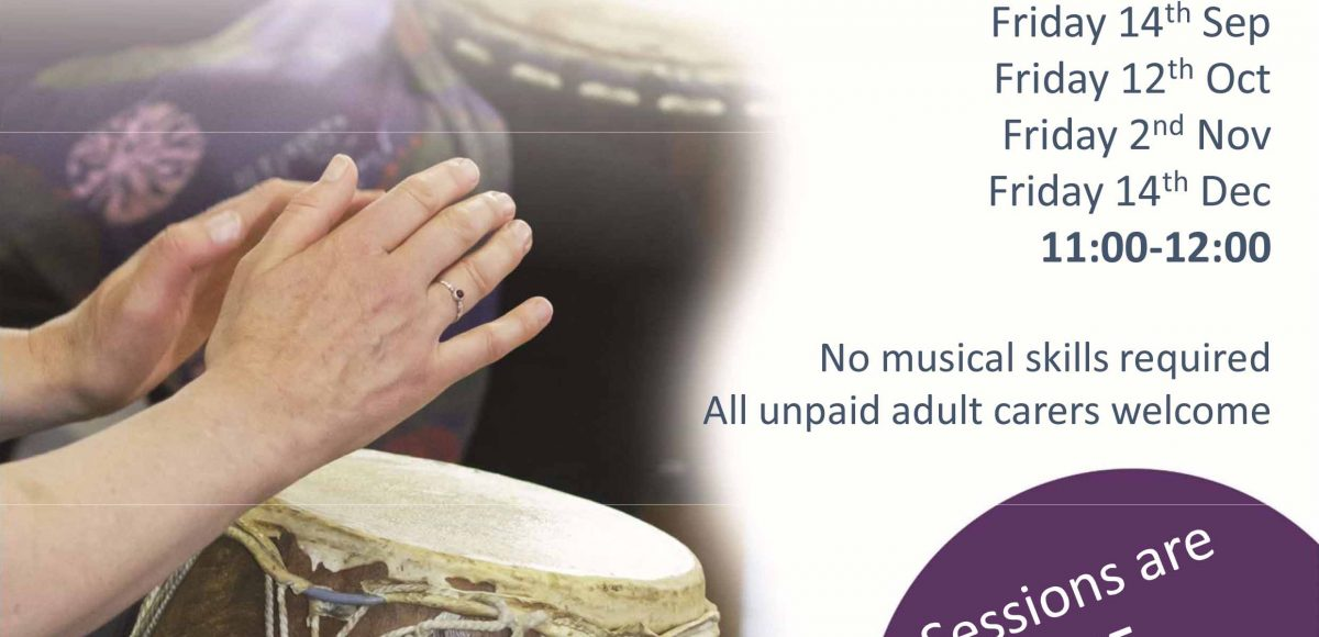 Music Group for Carers