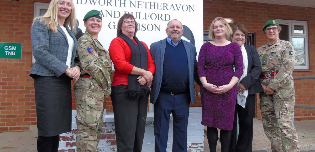 Courage to Care Launched to Support Military Carers