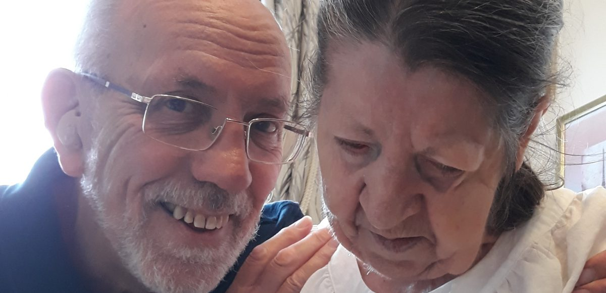 Carer Story During Covid 19 – David and Georgina
