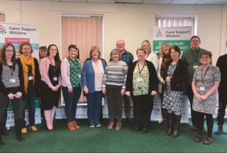 Carer Support Wiltshire Earns Trusted Charity Mark Award thumbnail