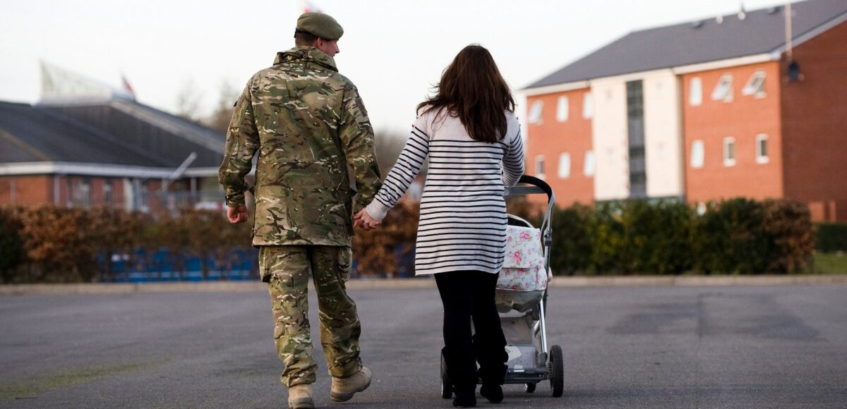 Courage to Care – free cookery courses for military carers